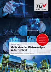 Cover Methoden der Risikoanalyse in der Technik
