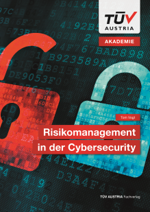 Cover Risikomanagement in der Cybersecurity
